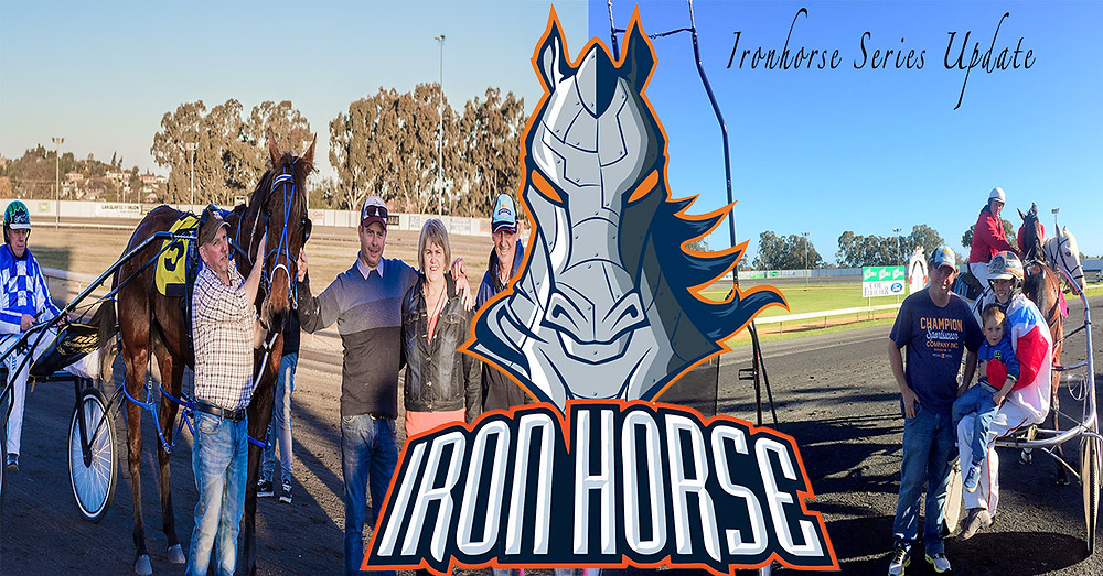 Parkes Harness Racing Club - Dubbo Harness Racing Club Garrards Ironhorse Series 2018