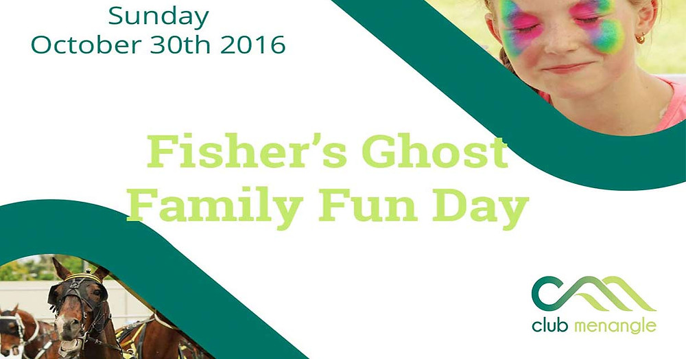 Fisher's Ghost Family Fun Day. NSW Mini Trots.