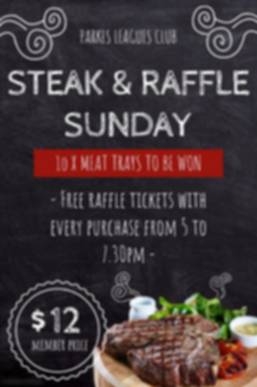 Parkes Leagues Club Sunday Event