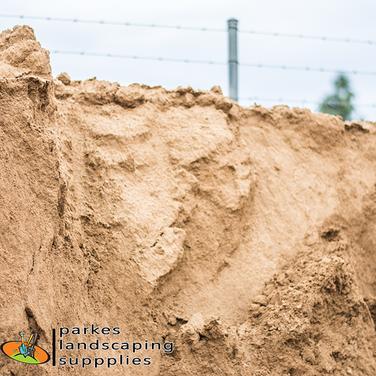 Brickie Sand   Sand, Gravel, & Cement   Parkes Landscaping Supplies