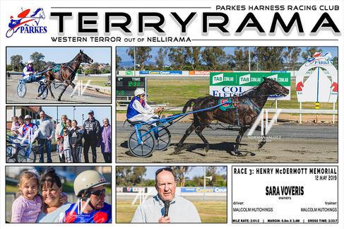 Race 3 - HENRY MCDERMOTT MEMORIAL - TERRYRAMA
