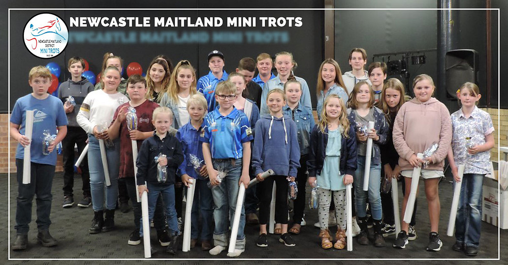 Newcastle Maitland Mini Trots Awards and Presentation 2019