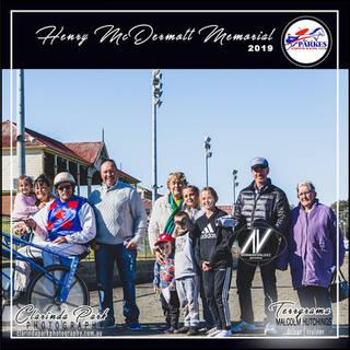 Henry McDermott Memorial 2019 - Winner