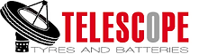 Parkes harness sponsor - Telescrope Tyres and batteries