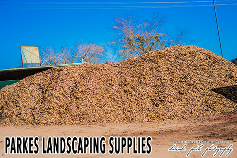 Parkes Landscaping Supplies Cypress Chip