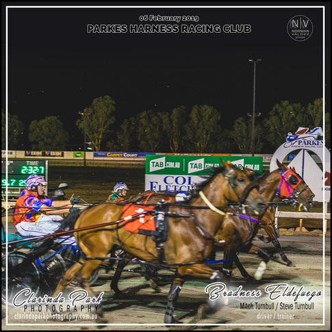 Race 7 Parkes Furniture One Pace Winner: Bradness Eldefuego