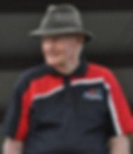 Bill Palmer Parkes Harness Racing Club Executive