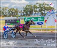 Race 01 - Club Menangle Where Horses Fly Heat Winner