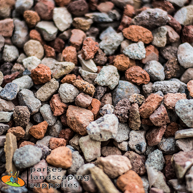 Crushed Bricky | Stones & Pebbles | Parkes Landscaping Supplies