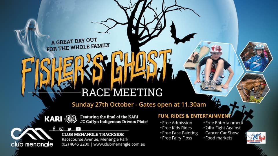 2019 Fisher's Ghost Race Meeting at Club Menangle