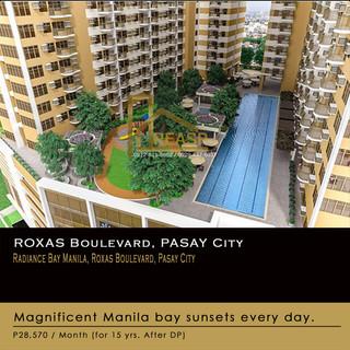 Radiance Bay Manila Units For Sale