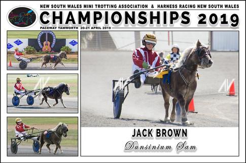BROWN Jack - Dunsinium Sun - 000