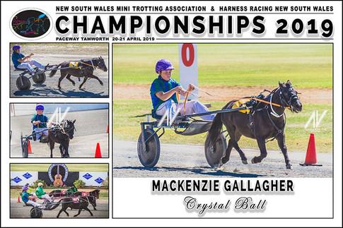 GALLAGHER Mackenzie - Crystal Ball - 000