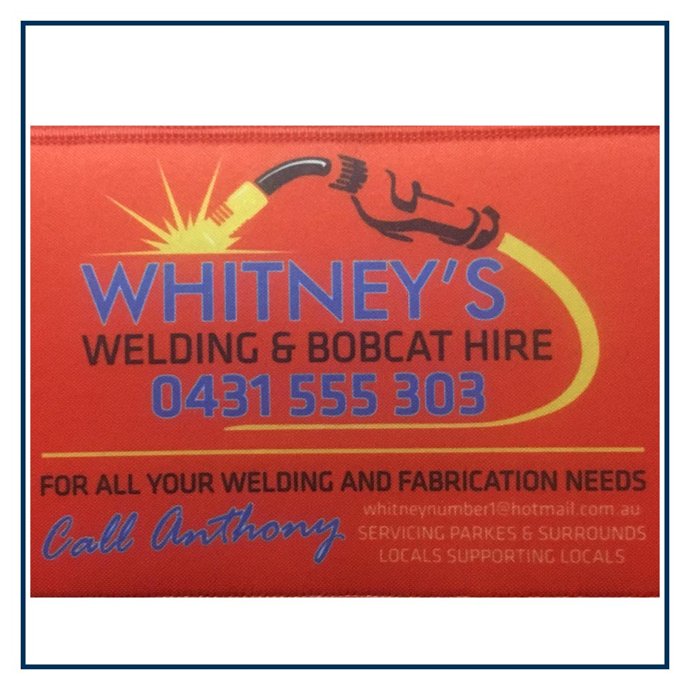Whitney's Welding and Gig