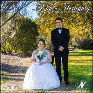 Sophie Heraghty - Debutante Photoshoot 2019: The Debutante and the Partner