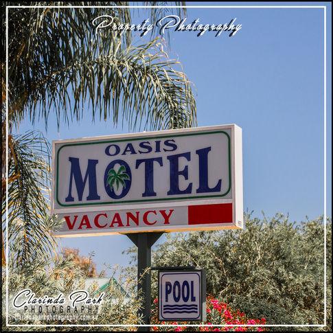 PROPERTY PHOTOGRAPHY: Oasis Motel Peak Hill