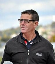 Tony Dumesny - Parkes harness racing club secretary
