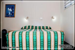 Oasis Motel Peak Hill - book Twin Room - 011