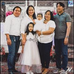 Jasmine Baptism   07 November 2020