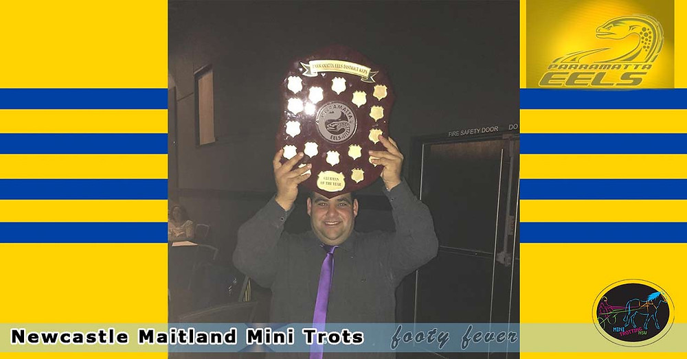 Newcastle Maitland Mini Trots Club | Footy Fever | Luke Sammut