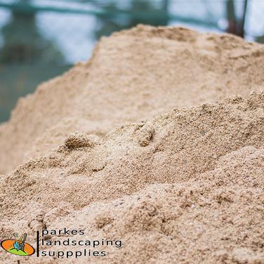 Course Sand   Sand, Gravel, & Cement   Parkes Landscaping Supplies