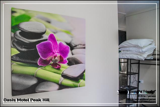 Oasis Motel Peak Hill - Family Room Pet Friendly 002