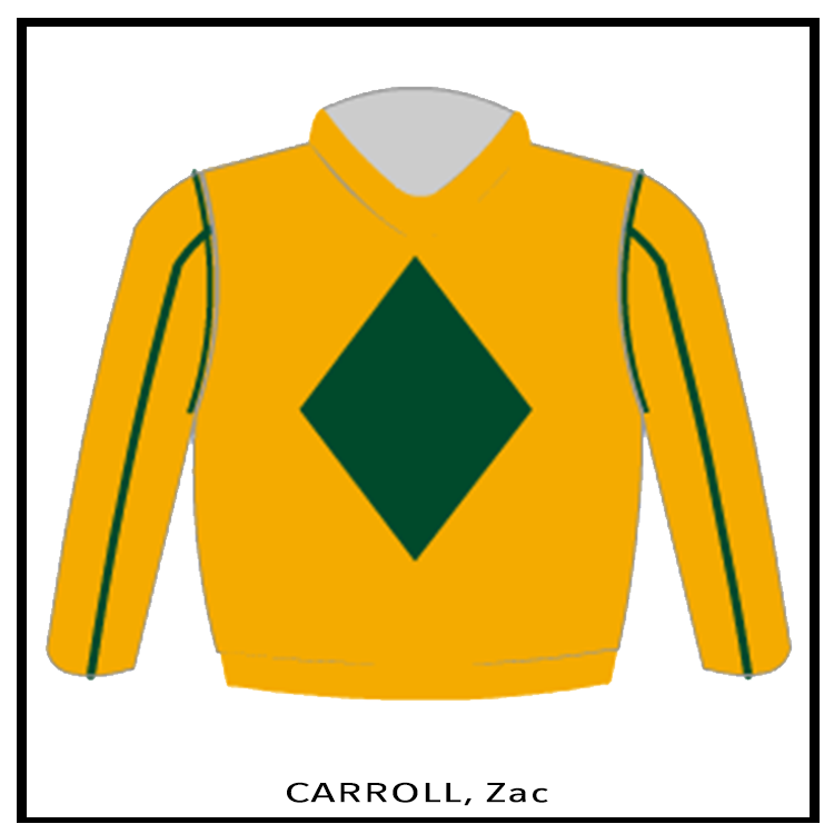 CARROLL, Zac