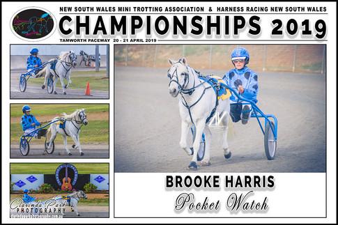 POCKET WATCH and Brooke Davis - 000