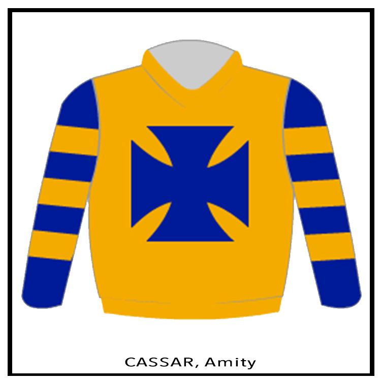 CASSAR, Amity