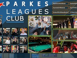 PARKES LEAGUES CLUB gets a new website