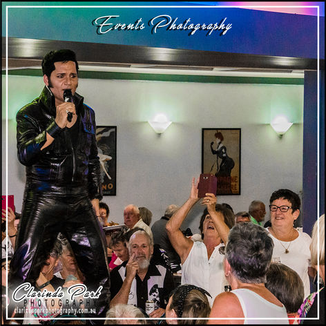 Parkes Elvis Festival 2018 at Parkes Leagues Club