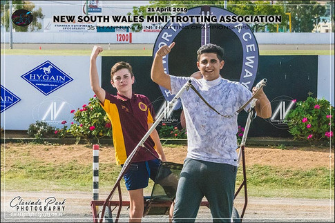 20190421 NSW Mini Trots Championships - Day 2 - Team Relay - 123