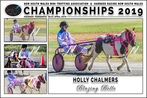 CHALMERS Holly - Blazing Belle - 000