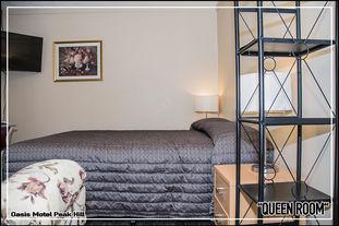 Oasis Motel Peak Hill - Queen Room - 019