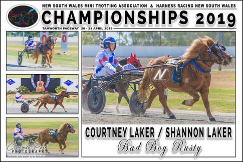 LAKER Courtney - LAKER Shannon - Bad Boy Rusty - 00000