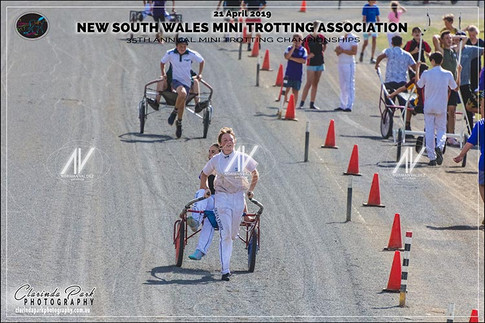 20190421 NSW Mini Trots Championships - Day 2 - Team Relay - 106