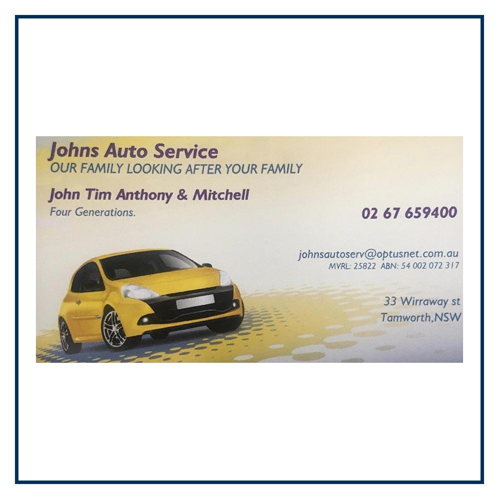 Johns Auto Service