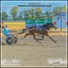 R2 - Parkes Betta Electrical Pace - Pock