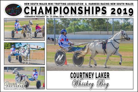 LAKER Courtney - Whiskey Boy - 000