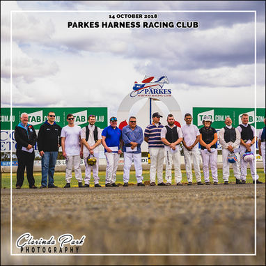 14 OCTOBER 2018 - Parkes Harness