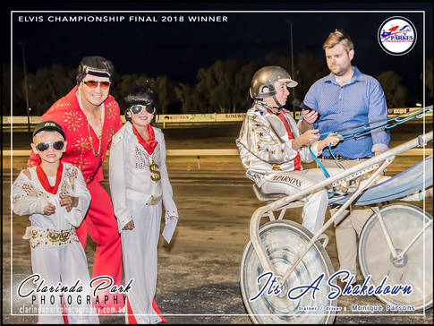 Elvis Championship Series 2018 Winner
