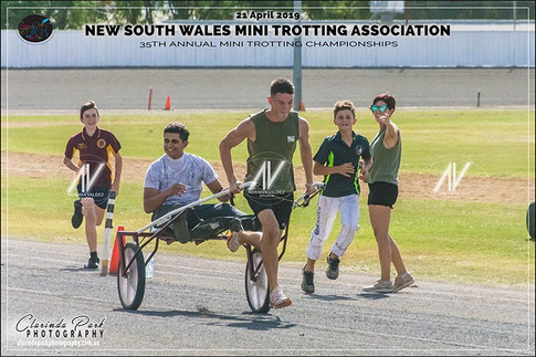 20190421 NSW Mini Trots Championships - Day 2 - Team Relay - 116