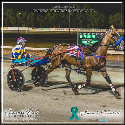 Team Teal at HRNSW: Amanda Turnbull