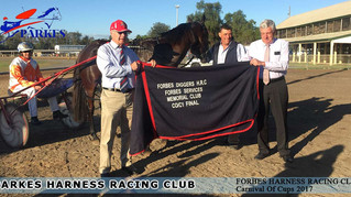 Parkes Locals Linda Taylor Gets A Chance at Toyota Yaris, and Bruce Dumesny's Horse Wins At Forb