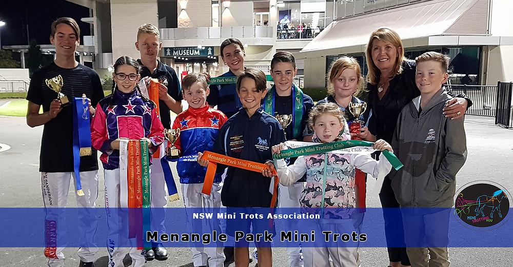 Menangle Park Minis 4th November