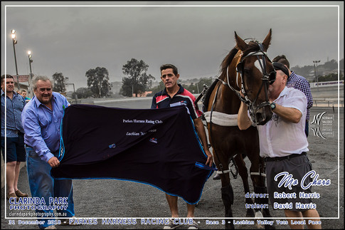 Race 3 - Lachlan Valley Vets Local Pace - MO CHARA - Robert Harris - 002