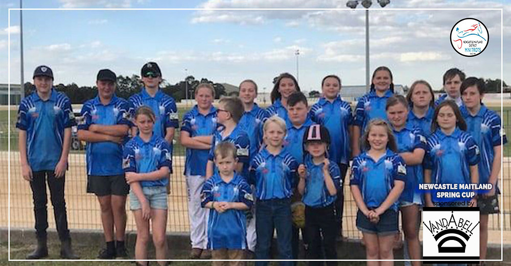Newcastle Maitland Mini Trots Spring Cup sees 20 drivers and 20 ponies nominated.