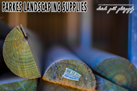Parkes Landscaping Supplies Treated Pine