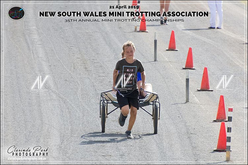 20190421 NSW Mini Trots Championships - Day 2 - Team Relay - 105