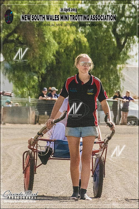 20190421 NSW Mini Trots Championships - Day 2 - Team Relay - 110